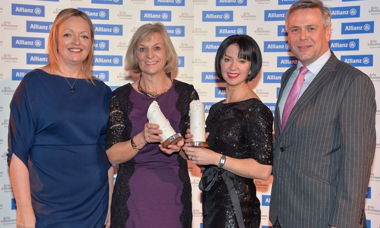 Allianz A&B NI Awards '17 - Employee Engagement Award winner - Herbert Smith Freehills & National Trust.jpg