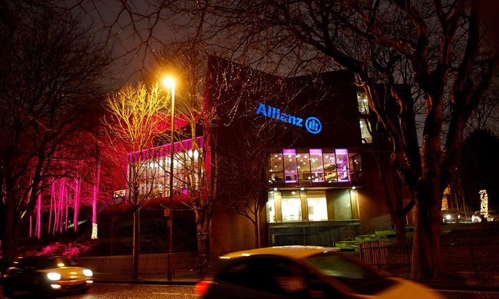 Allianz Arts & Business NI Awards 2019