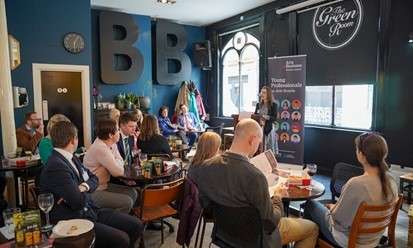 Young Professionals on Arts Boards 2019 programme launch event