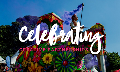 Celebrating Creative Partnerships 2019-2020